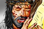 Jesus Christ by jrapb