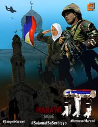 Marawi After Siege by jrapb