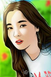 Nancy by jrapb
