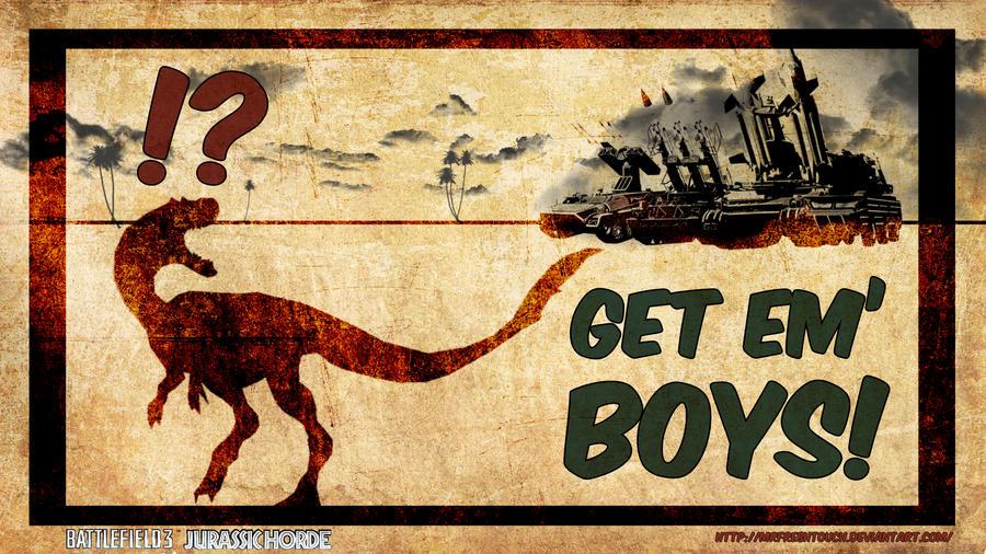 Battlefield Dino Propaganda 2 Unsc Propaganda