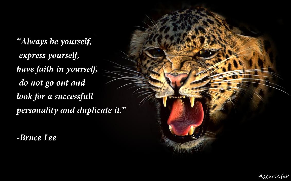Cheetah motivational by asganafer on DeviantArt