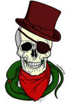 Strange Skull