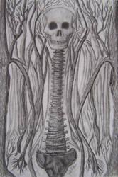Hunter in the Dead Wood (2)