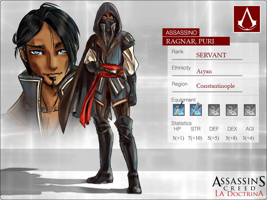 AC: Ragnar Puri by Atobe333