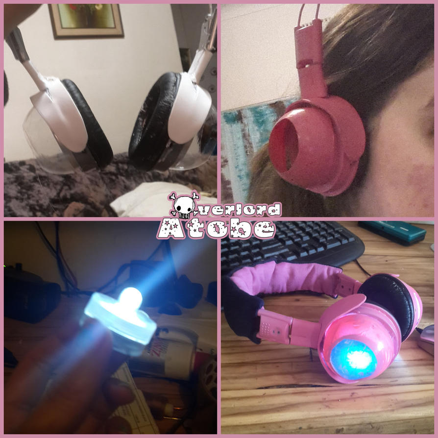 Aoba headphones by Atobe333