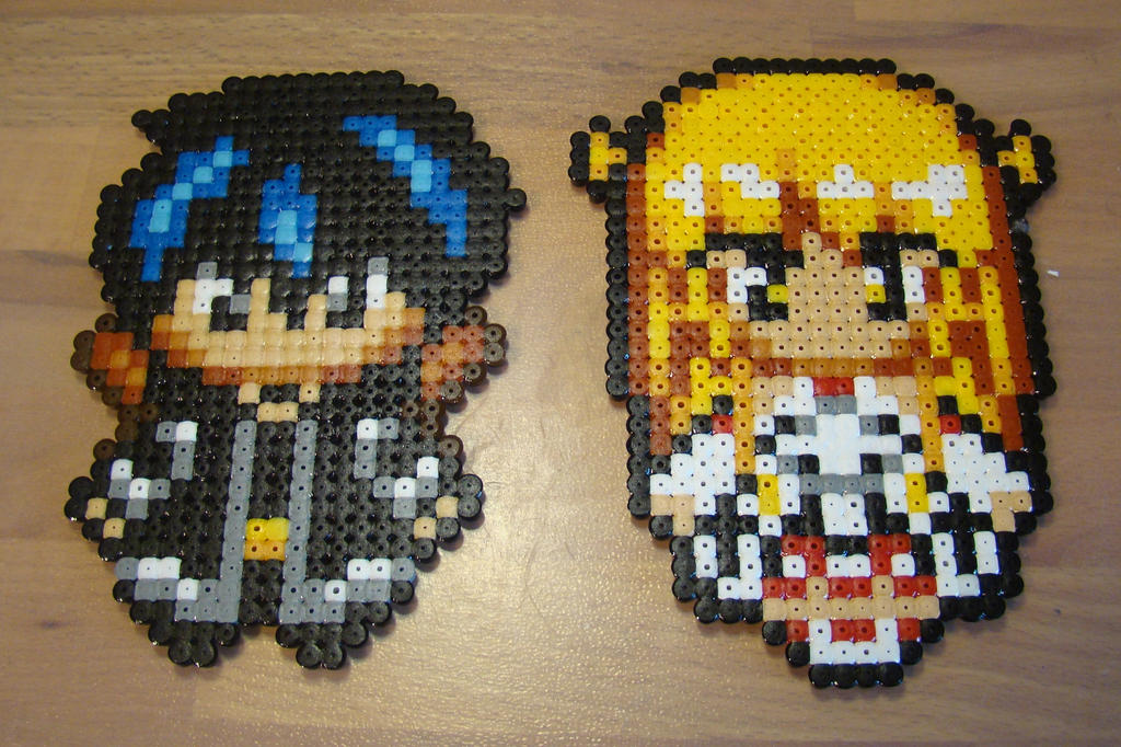 Perler Beads favourites by Tiki1234 on DeviantArt