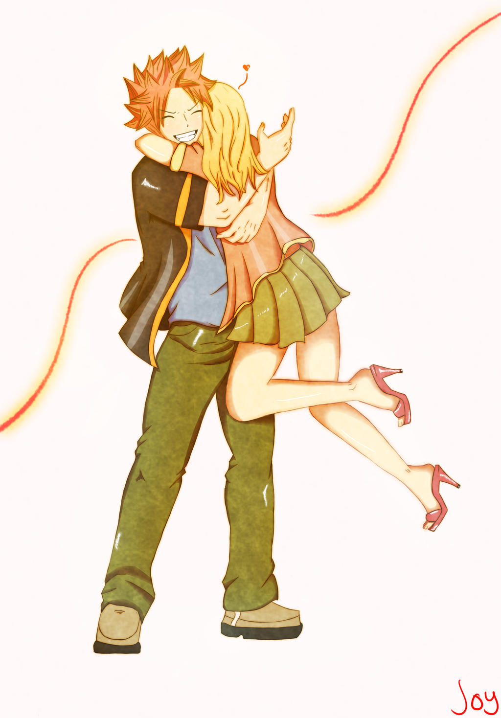 Happy valentines day by joyfuleejoyful on deviantart - Happy valentines day anime ...