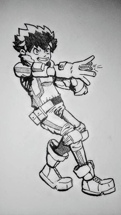 Deku - My Hero Academia
