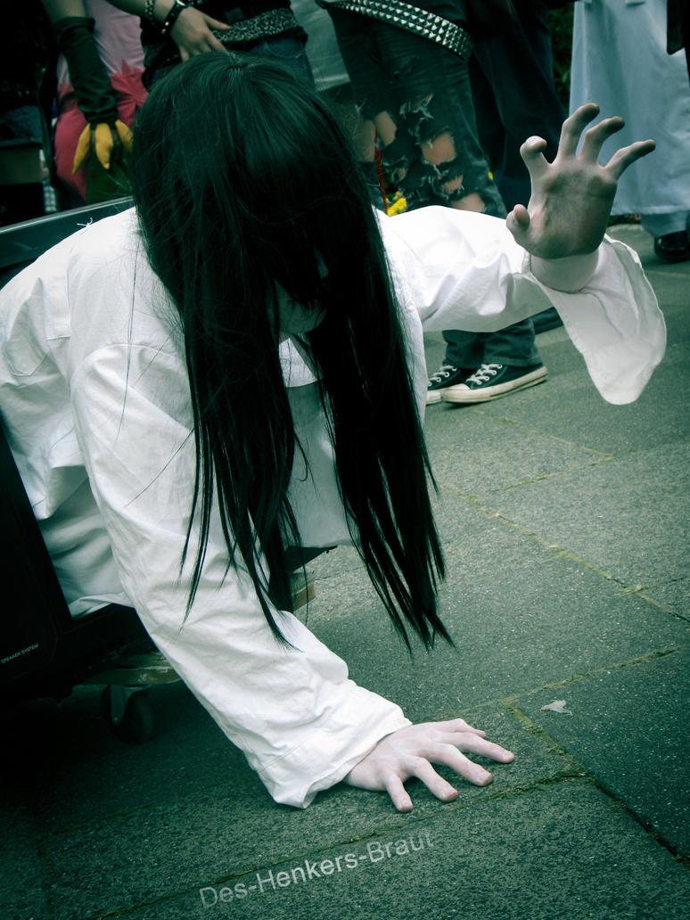 Sadako: Ring - Animagic'09 II by holzkopf