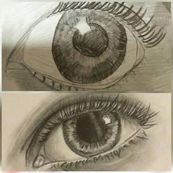 Eye Redraw by Ayashiza
