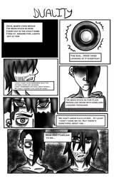 Duality digital page 1 by Ayashiza
