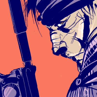 Solid Snake Alert by NoBullet