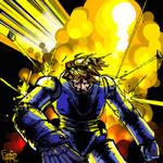 Megaman's Final Mission by NoBullet