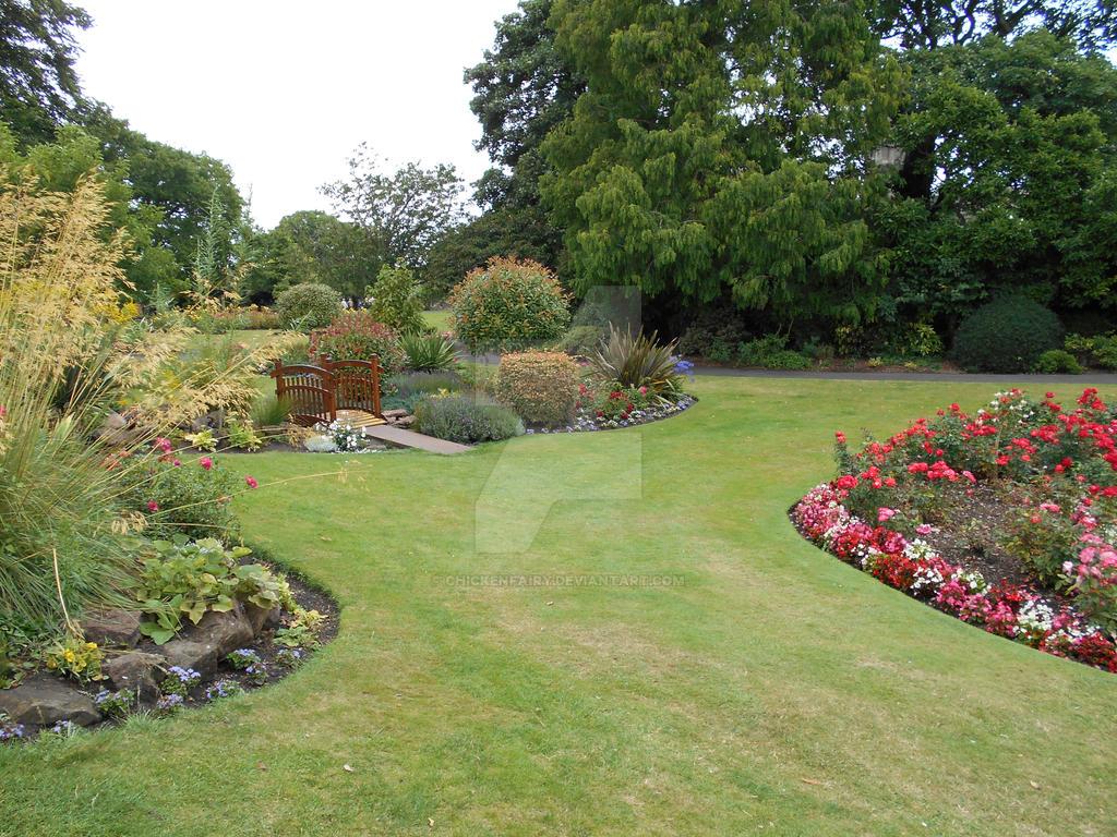 Community Garden by Chickenfairy