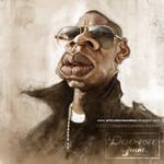JAY Z By Stephen Lorenzo Walkes