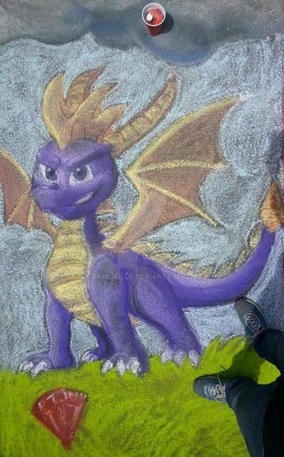 Spyro by DaniGrillo