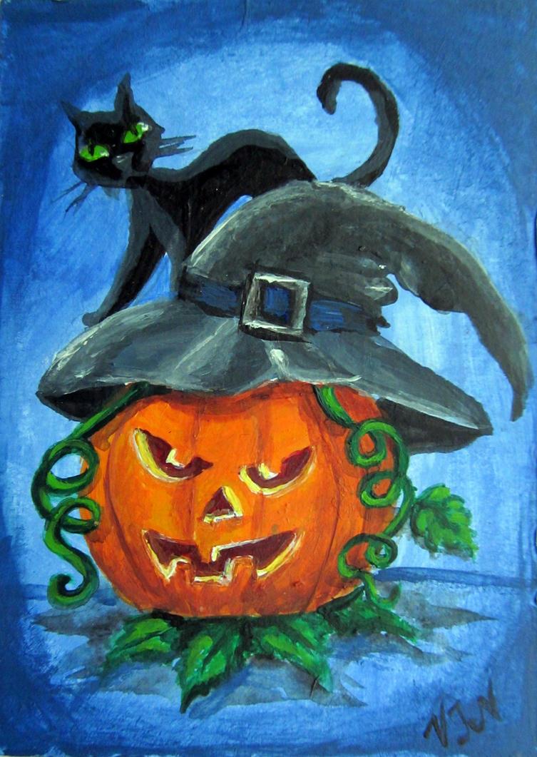 Pumpkin by VictoriaJNeville