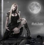 Queen of Darkness II by MirellaSantana