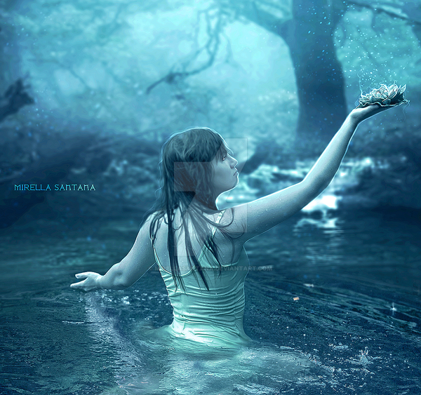 Magic Forest by MirellaSantana