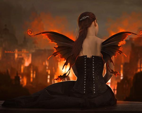 Burning by MirellaSantana
