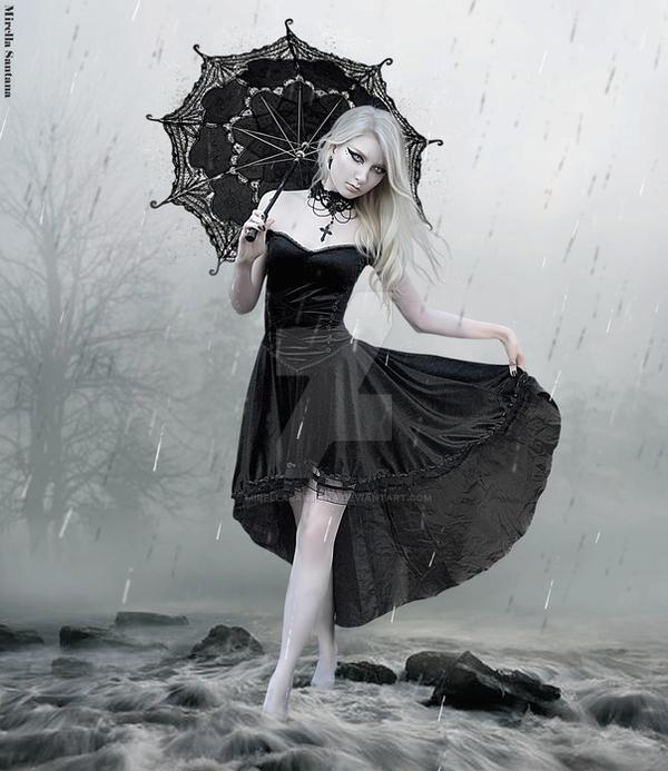 It Will Rain by MirellaSantana