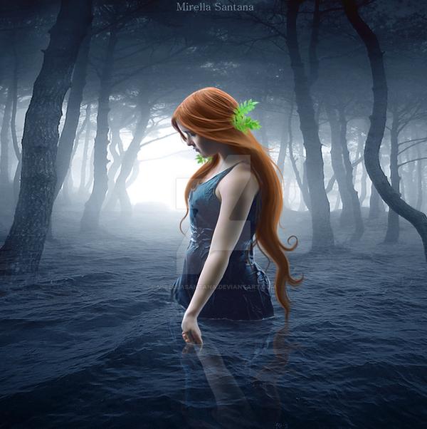 Deep Silence by MirellaSantana