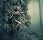 Mother of Forest by MirellaSantana