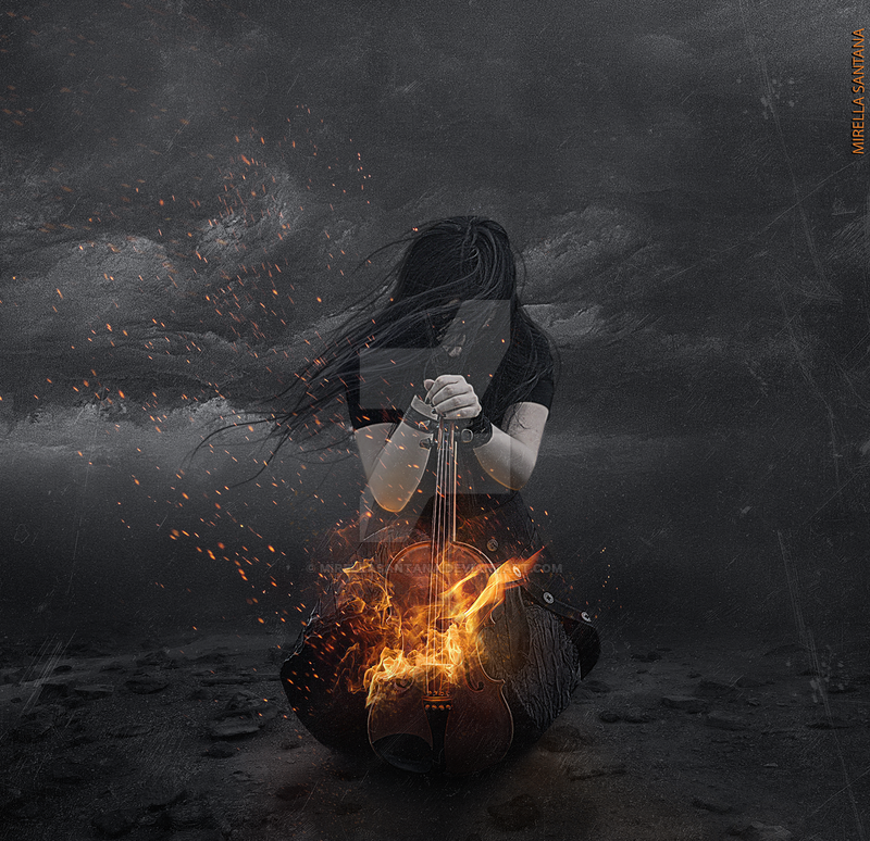 Let it Burn by MirellaSantana