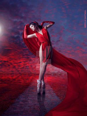 The Dancer by MirellaSantana