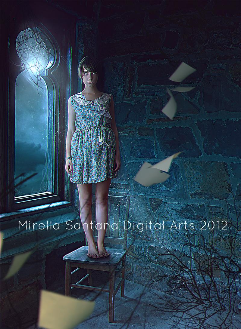 D I S T U R B I A by MirellaSantana