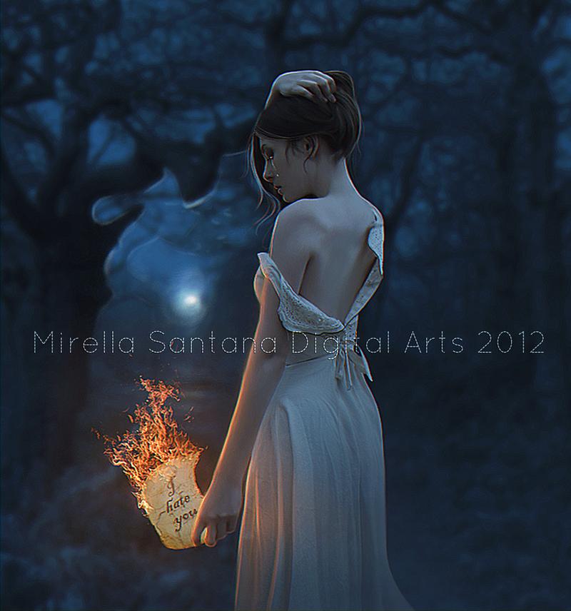 HURTS ME by MirellaSantana