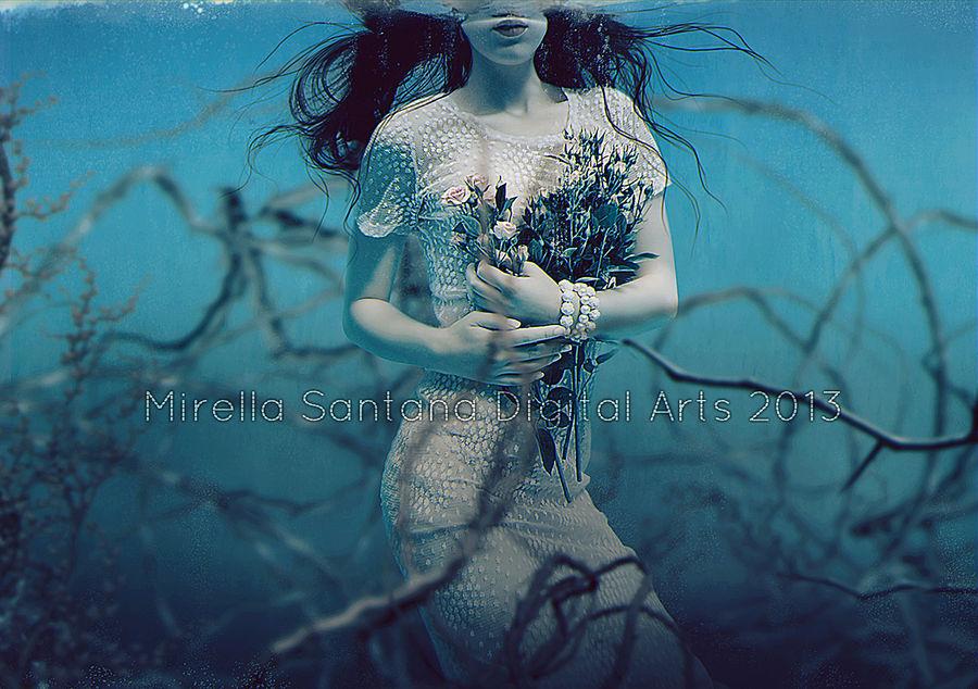 Dark Water by MirellaSantana
