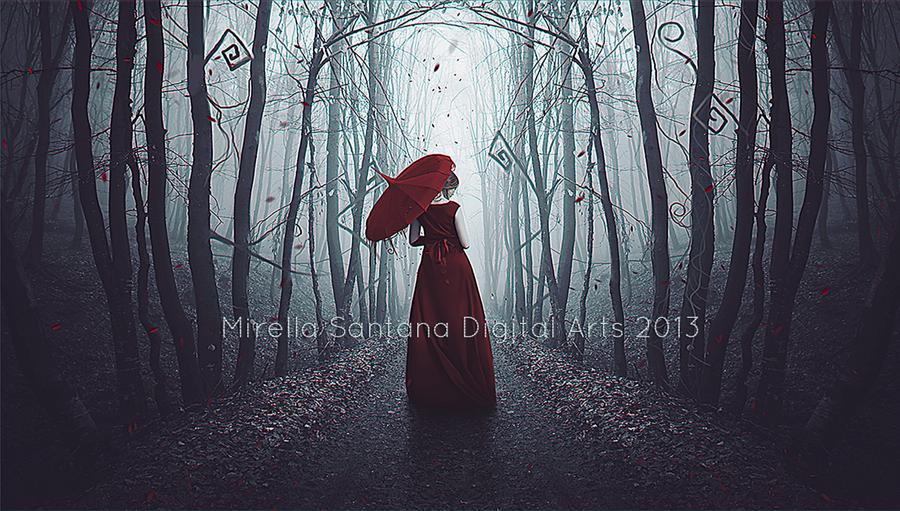 A Place For My Head by MirellaSantana