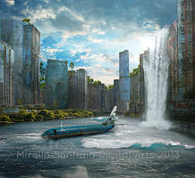The End by MirellaSantana