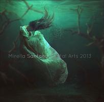Dark Water II by MirellaSantana