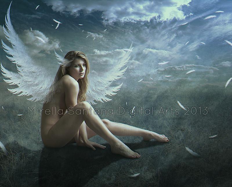 HEAVEN II by MirellaSantana