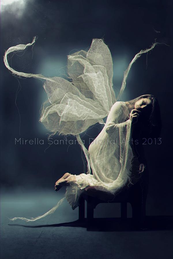 Inner Loneliness by MirellaSantana