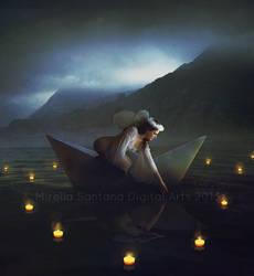 Calm Waters by MirellaSantana