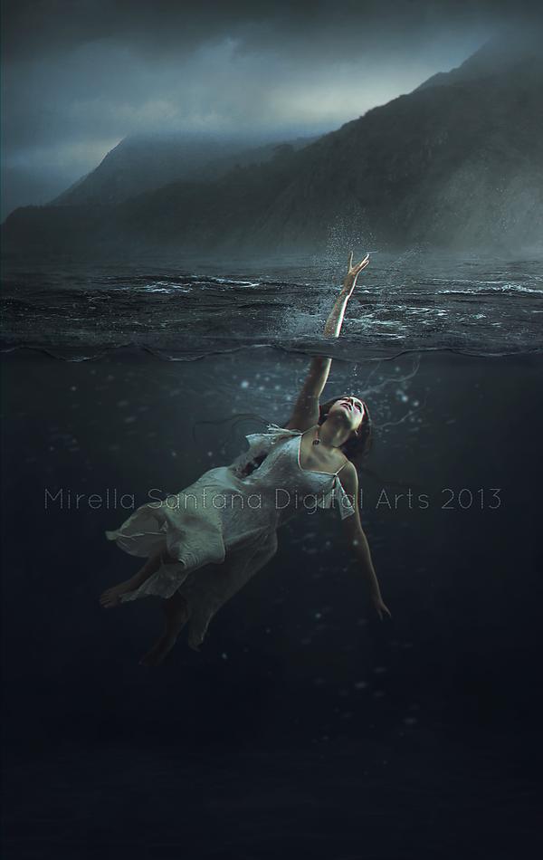 NO ESCAPE by MirellaSantana