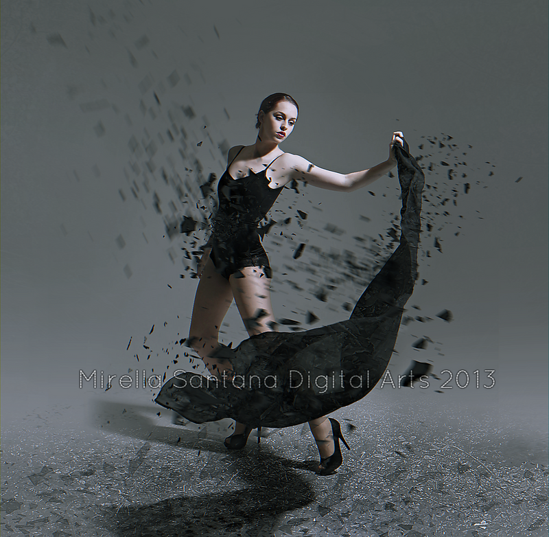 DANCES OF ASHES by MirellaSantana