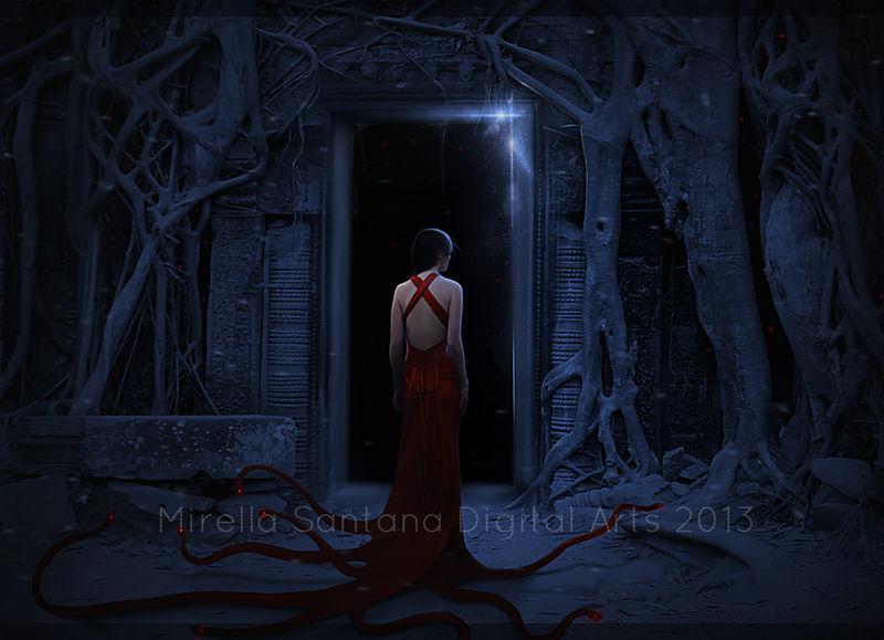 After Dark by MirellaSantana