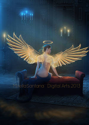 The Quiet Room by MirellaSantana