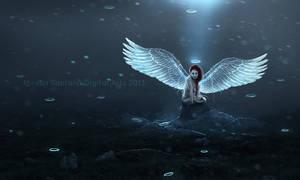 Lights from Heaven by MirellaSantana