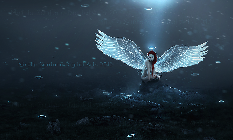 Lights from Heaven by MirellaSantana on DeviantArt