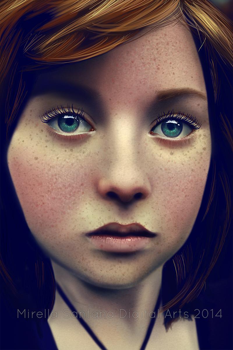 Face Painting Brushes Photoshop