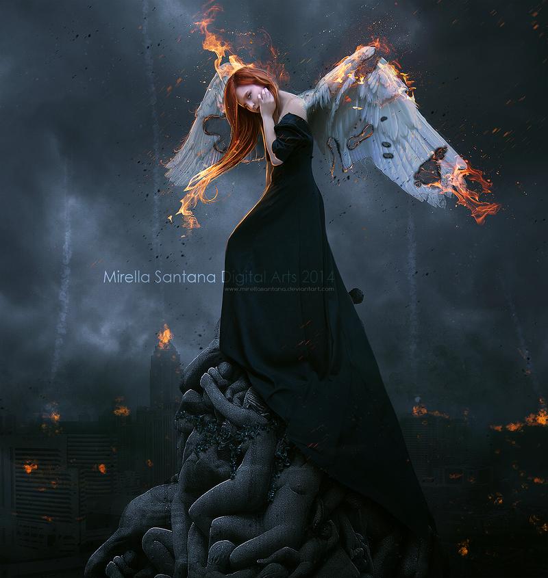 The Last Day II by MirellaSantana