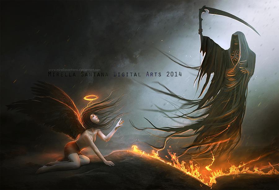 Judgment Day by MirellaSantana