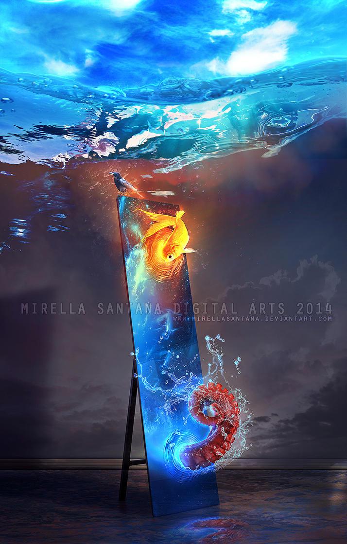 Another Dimension by MirellaSantana