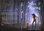 BOOK COVER - When It Burns