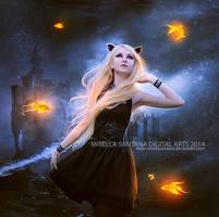 GOLDFISH V by MirellaSantana